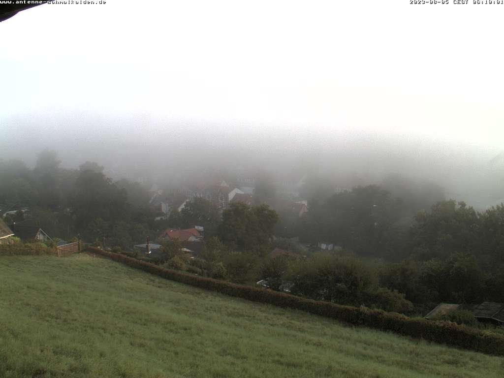 Live Bild vom Grasberg Schmalkalden